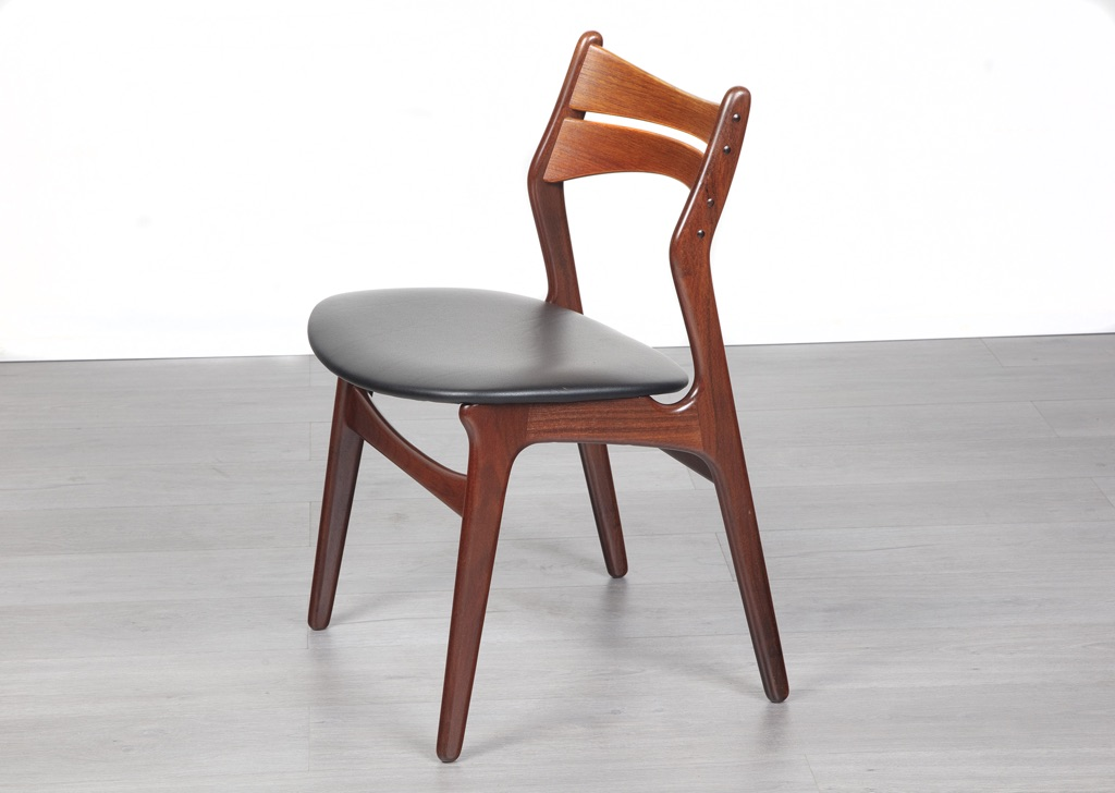 Enquiring about Danish 1960's Erik Buch Dining Chairs