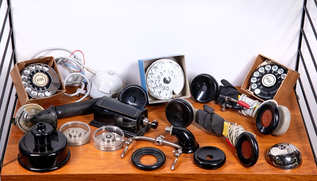 Enquiring about Danish Vintage Telephone Parts