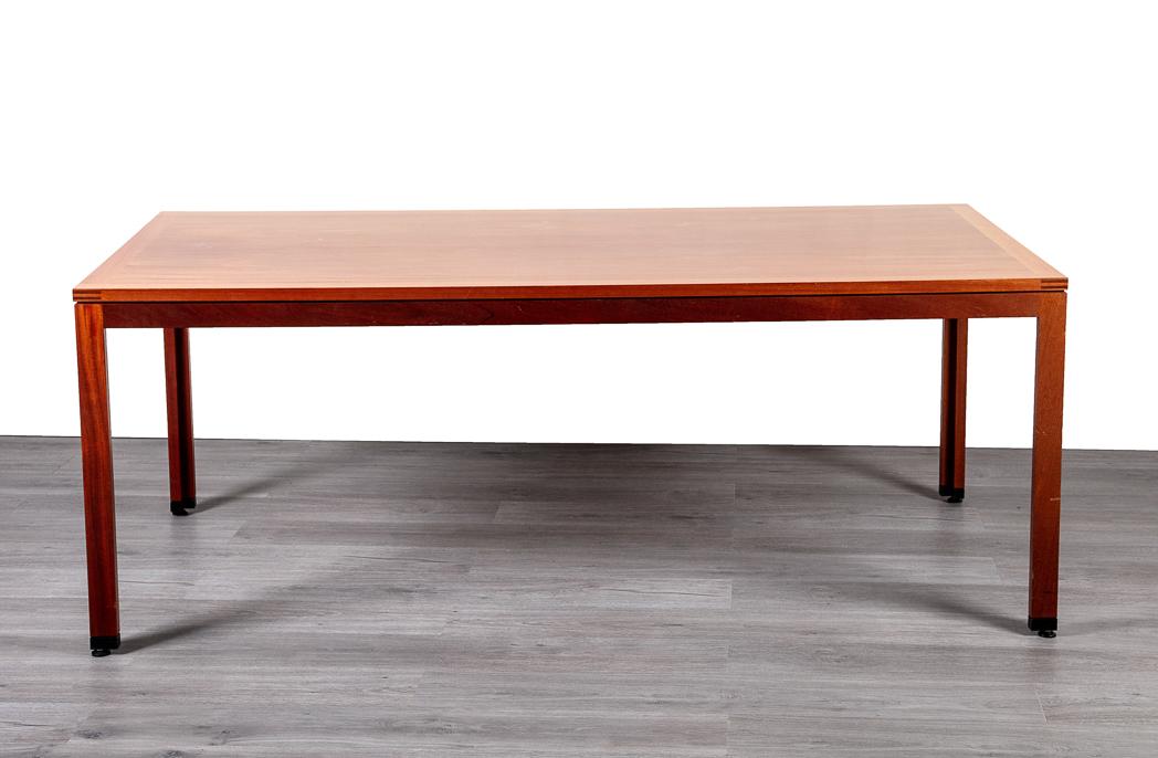 Enquiring about Danish Large Designer Mahogany Table