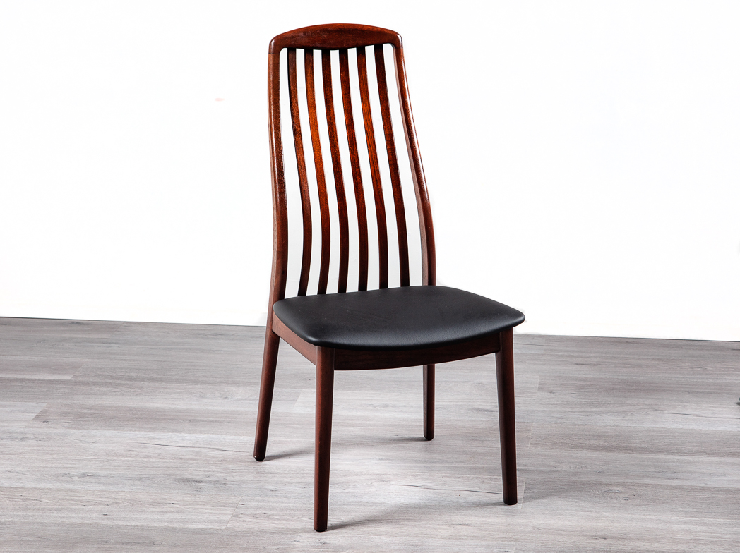 Enquiring about Danish 1970's Set 8 Teak Dining Chairs