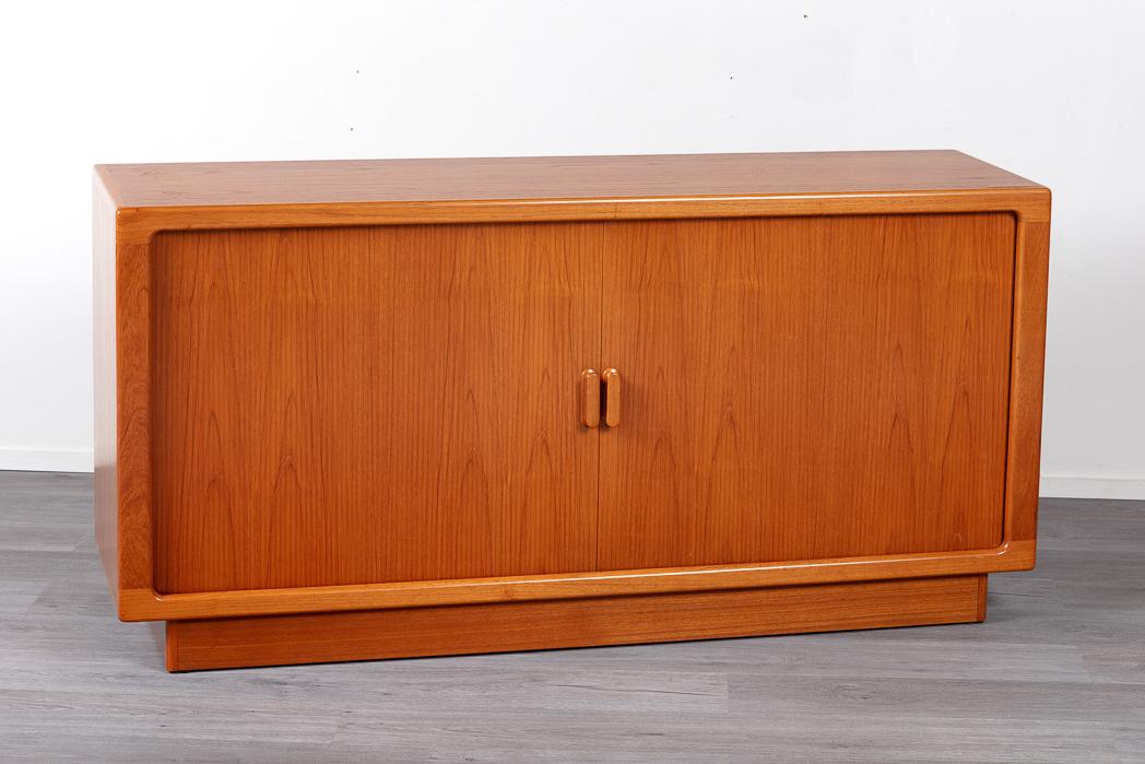 Enquiring about Danish 1960's Teak Tambour Door Sideboard