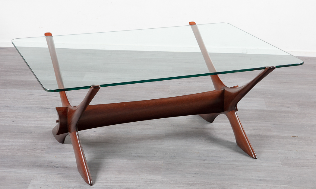 Enquiring about Swedish 1960's Designer Teak Coffee Table