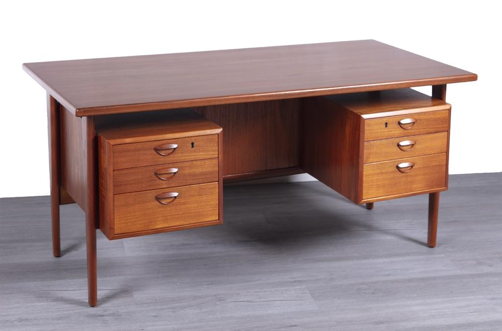 Enquiring about Danish 1960's Kai Kristiansen Teak Desk