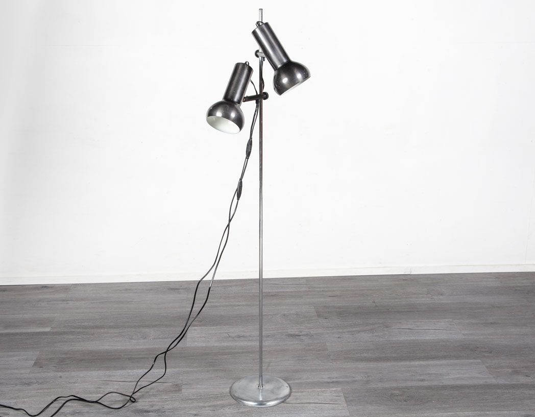 Enquiring about Danish 1960's Double Headed Floor Lamp