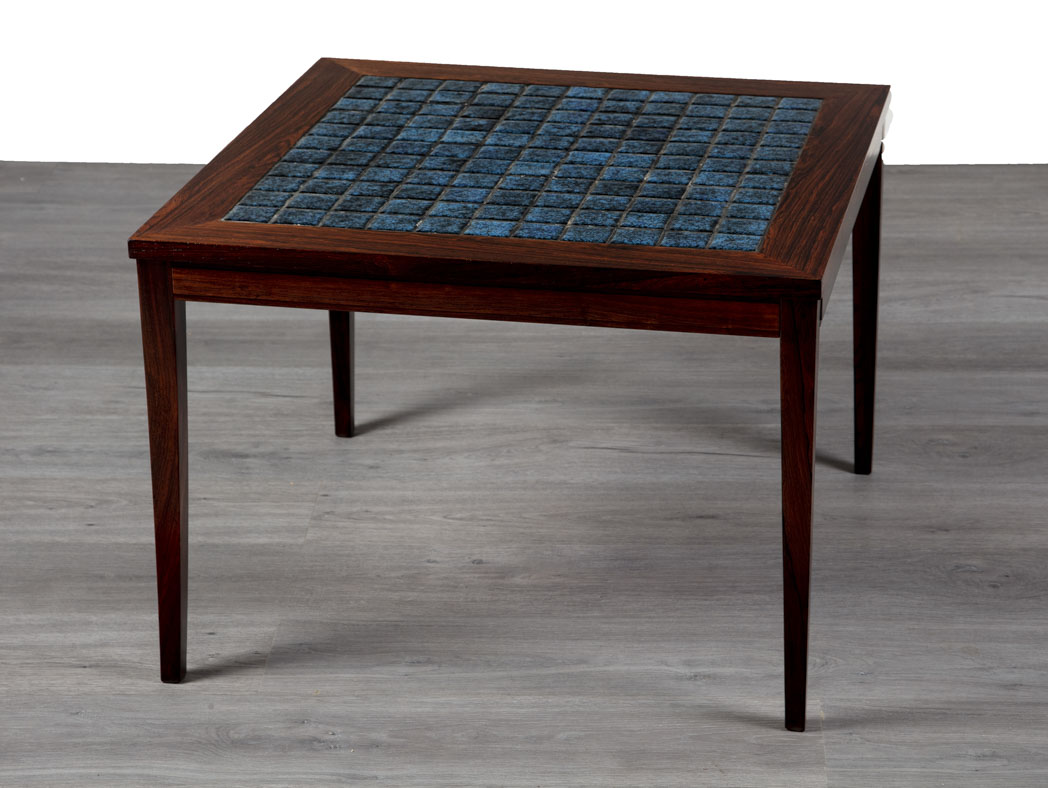 Enquiring about Danish 1960's Brazilian Rosewood Coffee Table