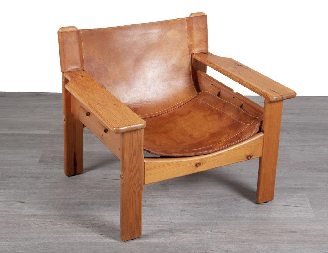 Enquiring about Swedish 1970's Pine Designer Armchair