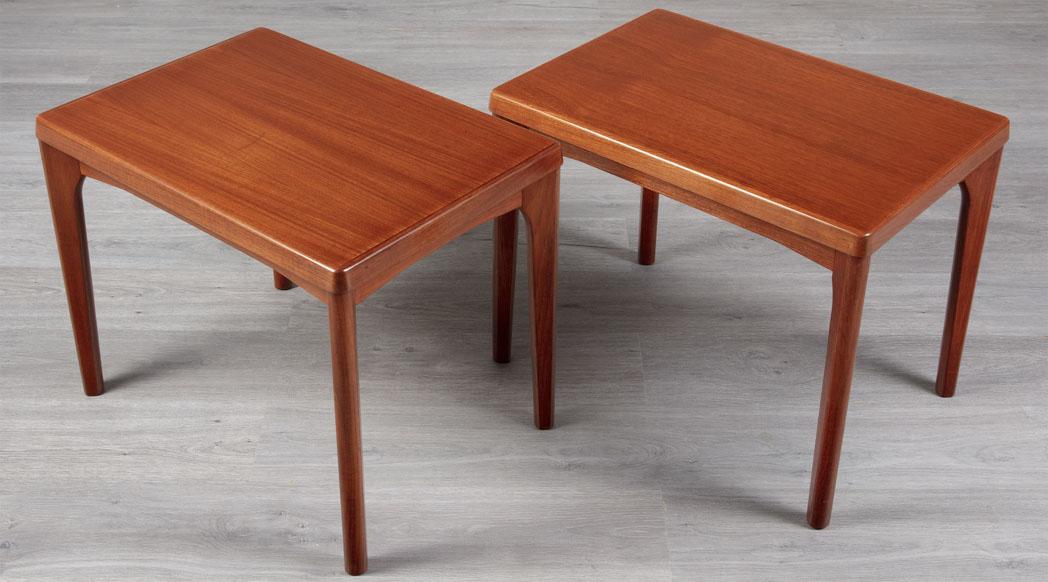 Enquiring about Danish 1960's Teak Side Table